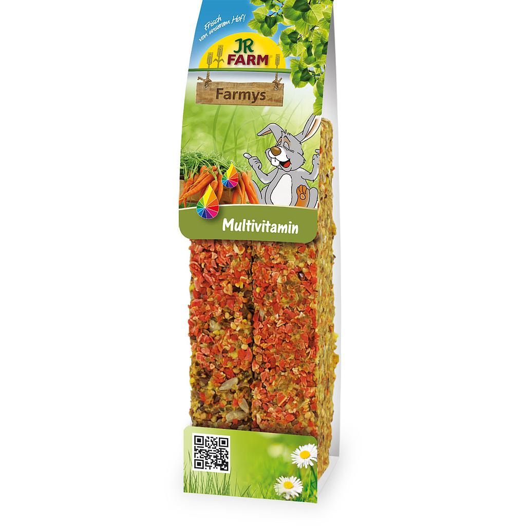 JR Farm Monivitamiinitanko 2kpl 160g