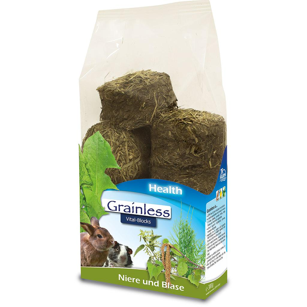 JR Farm Grainless Health Munuaiset ja virtsarakko 300g